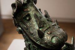 Chinese Drinking Vessel - bronze