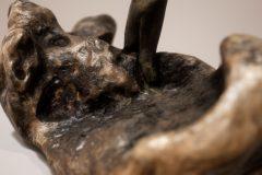 Dancer - polished driftwood, by Ronal Villalobos