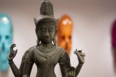 Thai Goddess - bronze